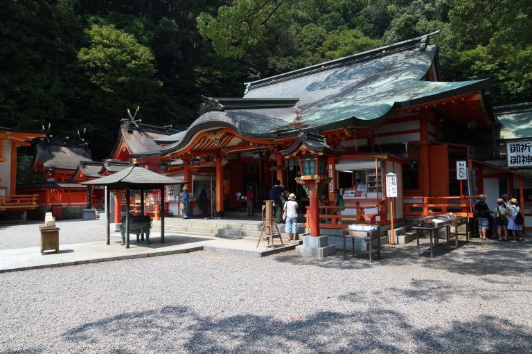 Kumano Nachi Taisha Shrine Wakayama Prefecture All Japan Tours
