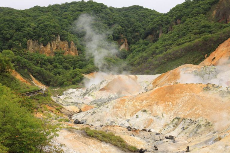 Jigokudani Hell Valley; What to Do in Hokkaido in Summer; All Japan Tours