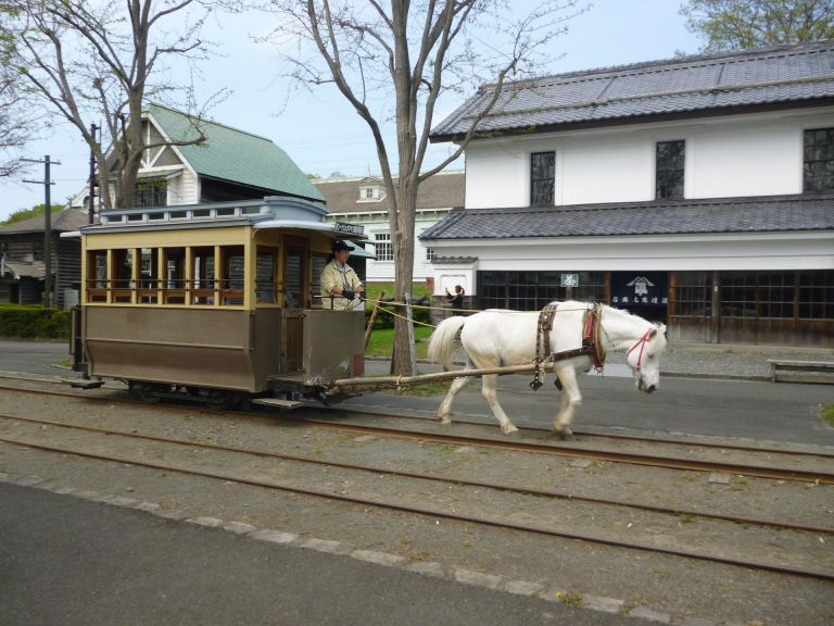 Historical Village of Hokkaido; Things to Do in Hokkaido in Winter; All Japan Tours