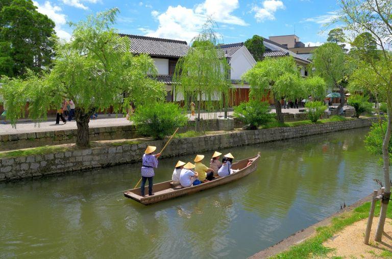 Kurashiki Canal Cruise