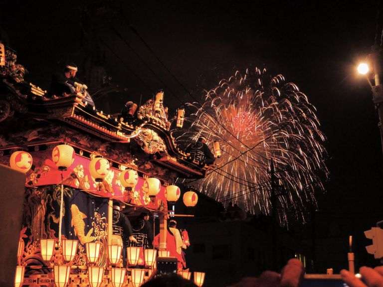 Chichibu Yomatsuri; Saitama; Best Time to Go to Japan; All Japan Tours; Japan Travel Blog
