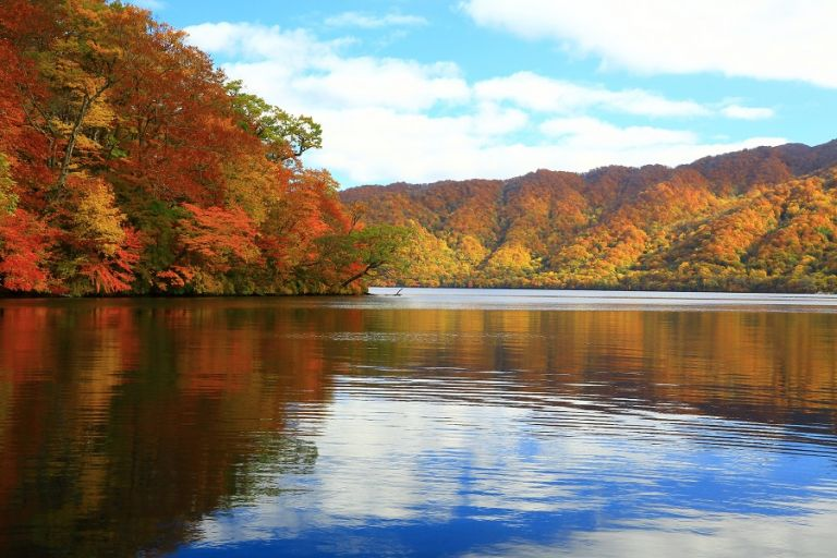 Lake Towada Autumn Leaves in Japan Best Places to Visit in Japan for Autumn Leaves Autumn Leaves forecast Top spots to see autumn leaves in Japan When to go to Japan for autumn leaves Autumn in Japan