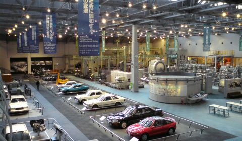 photo of Toyota Commemorative Museum of Industry and Technology