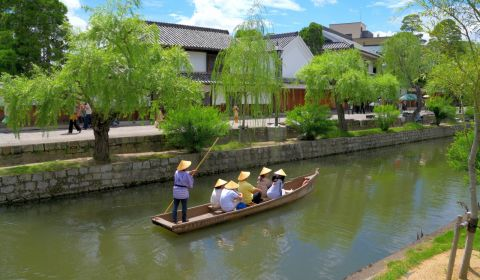 photo of Kurashiki Canal Area