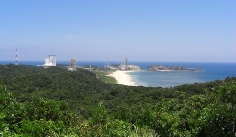 photo of Tanegashima Island