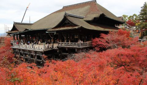 photo of Kiyomizu Temple