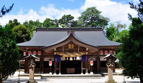 photo of Izumo Grand Shrine