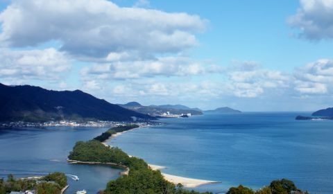 photo of Amanohashidate