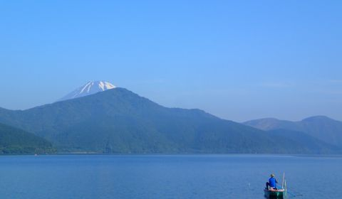 photo of Fuji Five Lakes
