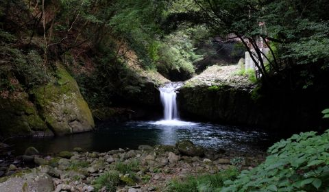 photo of Kawazu Seven Waterfalls