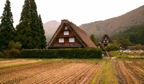 photo of Shirakawa-go