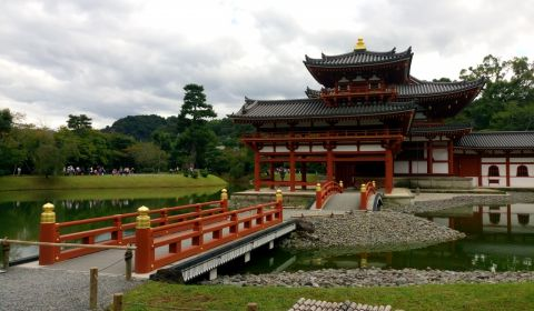 photo of Byodoin Temple
